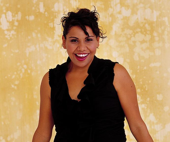 **#42 Deborah Mailman** When Deborah debuted as Kelly Lewis in *The Secret Life Of Us*, fans couldn't get enough of the relatable, loveable uni student or the woman who played her. The fact both were Indigenous was a breakthrough TV moment. She slides seamlessly between dramatic roles such as *Mabo* and *Redfern Now* and more loveable, relatable characters such as *Offspring's* Cherie Butterfield.
