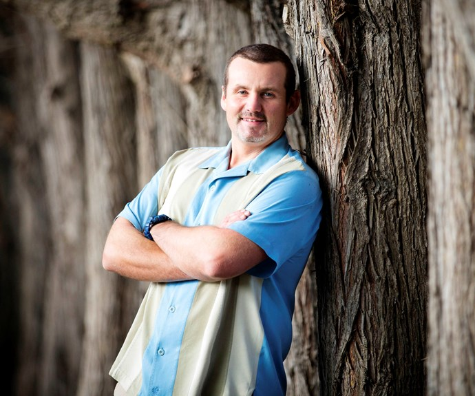 """**#43 Ryan Moloney** Stepping onto the set of *Neighbours* for the first time over 22 years ago, Ryan couldn't have known Jarrod """"Toadfish"""" Rebecchi would still be on TV today. He probably also didn't imagine his mullet would become almost as legendary as his character!"""