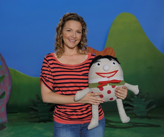 **#48 Justine Clarke** While Georgie Parker has taken over the role of Roo Stewart on *Home And Away*, Justine, now 46, has kept busy since leaving Summer Bay. She appeared in TV films *Come In Spinner* and *Tracks Of Glory* before taking on *Play School* in 2000. Also on Justine's glittering CV are *All Saints*, *Love My Way*, *Tangle*, *Rake*, *House Husbands* and *Hoges*.