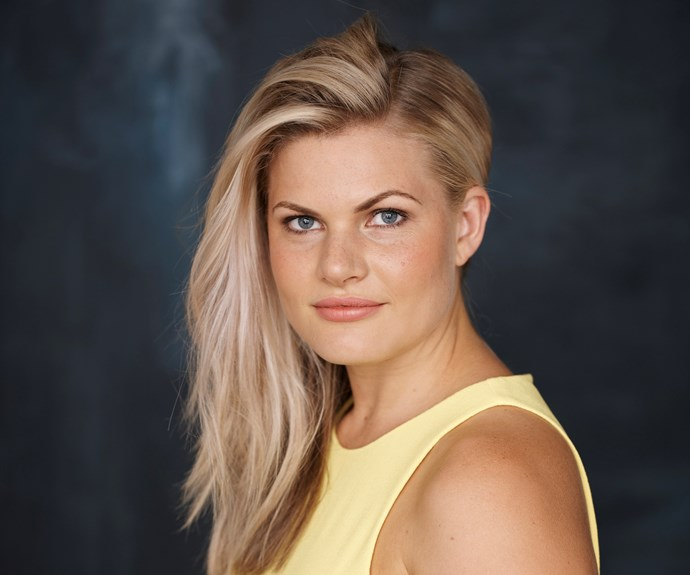 """**#60 Bonnie Sveen** Former *Home And Away* star Bonnie became a TV WEEK cover star thanks to her character Ricky Sharpe's relationships with Brax (Stephen Peacocke) and Nate Cooper (Kyle Pryor). """"I adored that time of my life,"""" Bonnie, 29, tells TV WEEK."""