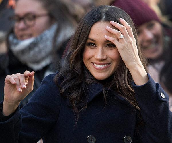 In a break with tradition, Meghan is the first un-married plus one to land an invite to the celebrations.