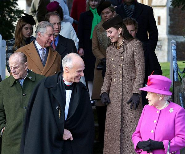 Meghan will put her royal training to the test as she joins the prestigious family for the traditional church service on Christmas morning.