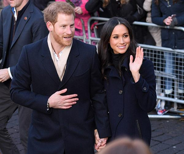 Harry and Meghan were total naturals as they stepped out for their first royal appearance in Nottingham over the weekend.