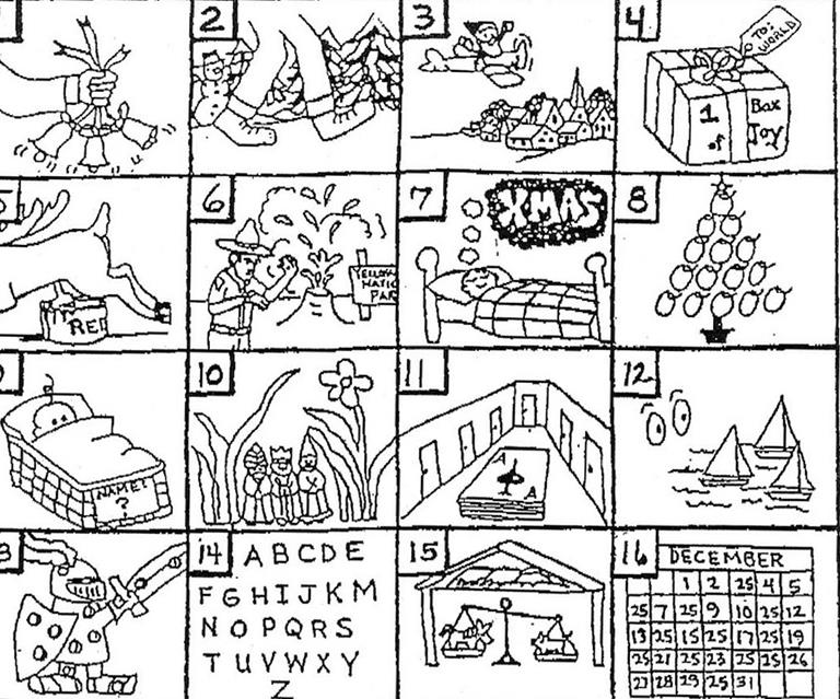 Can You Guess The Christmas Songs In These Pictures Now To Love