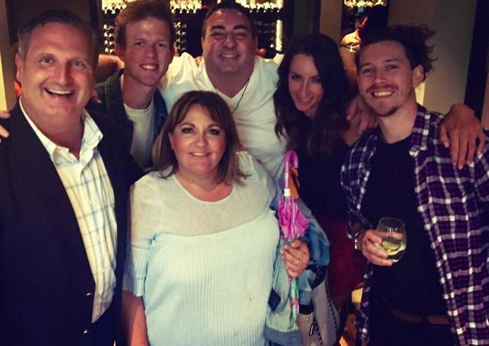 The Gogglebox cast are one big happy family!