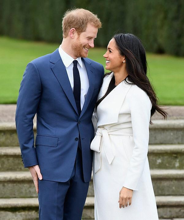 """This beautiful woman just literally tripped and fell into my life."" **Prince Harry**"