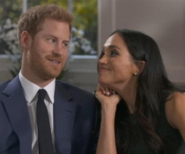"""It was just an amazing surprise. It was so sweet and natural and very romantic."" **Meghan Markle**"