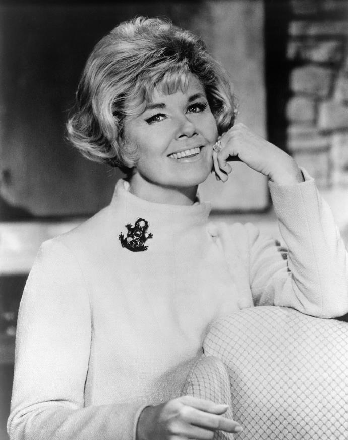 **1959 – Doris Day** The actress and style icon bagged an Academy Award nomination for her role in the 1959 film, The Pillow Talk.
