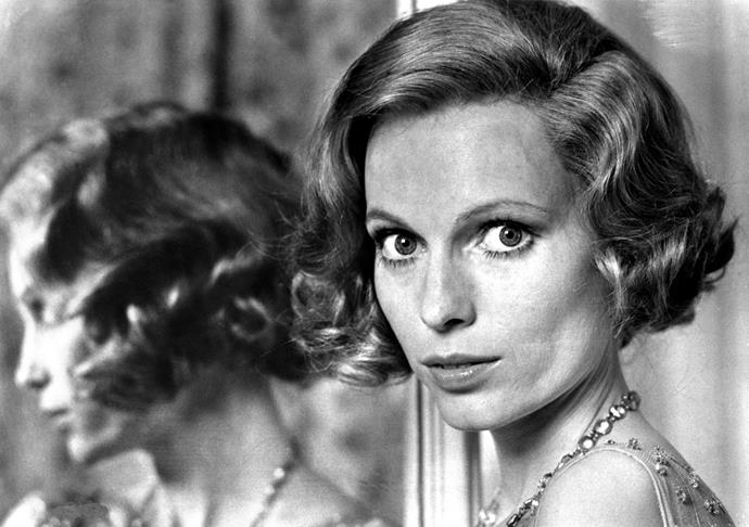 **1968 – Mia Farrow** In 1968 Farrow gained her first leading film role in Rosemary's baby.