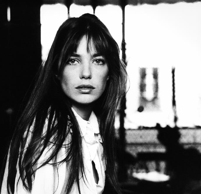 **1969 – Jane Birkin** Never without a heavy fringe, an effortless outfit and straw basket in tow, Jane Birkin provides perennial holiday wardrobe inspiration.