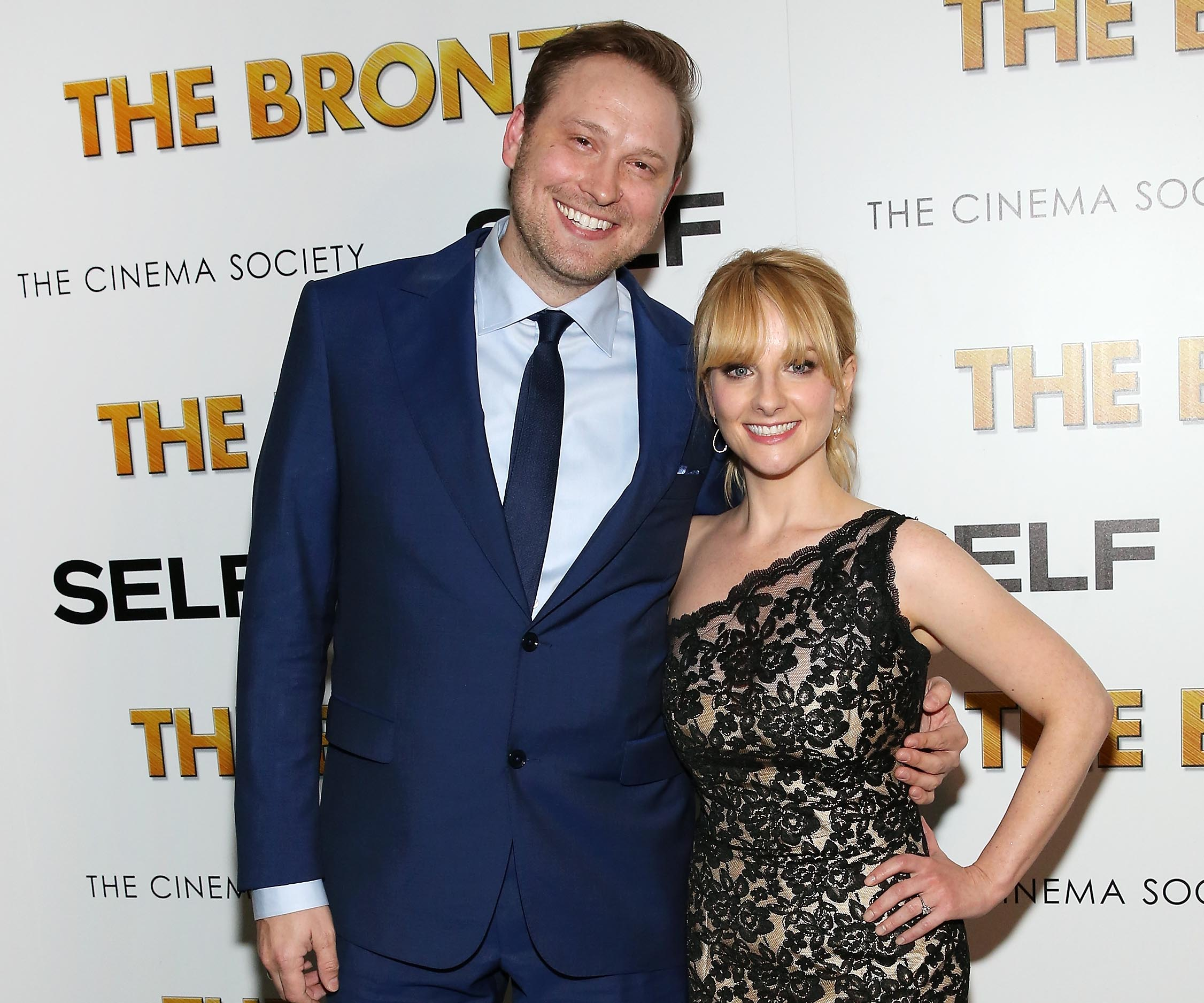 Melissa Rauch, husband Winston welcome daughter Sadie Rauch!