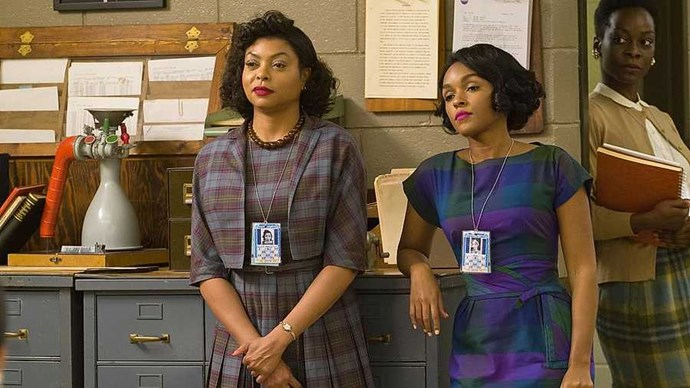 **Hidden Figures** What's not to like about a film that finally gives proper recognition to a group of female mathematicians that history has largely forgotten? The names Katherine Johnson, Dorothy Vaughn and Mary Jackson - the women whose number-crunching helped America win the space race – aren't yet household names, but thanks to *Hidden Figures*, that's starting to change. A feel-good film that also touches on the era's fraught racial politics, it proved a smash in America (where it managed to knock *Rogue One: A Star Wars Story* from the top of the box office) and in the UK.
