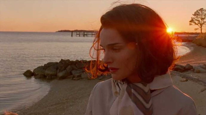 **Jackie** The events surrounding the assassination of President John F. Kennedy have been played out on screen before, but Chilean director Pablo Larrain has chosen to retell this American tragedy through the eyes of his First Lady, Jackie. An immaculately dressed Natalie Portman gives a poised and moving performance (that East Coast high society accent is uncanny) which earned her a second clutch of awards nominations back in January. Taking place in the days leading up to the President's funeral, Jackie is far more surreal and painterly than your typical all-American biopic.