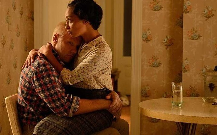**Loving** Before 12th July 1967, inter-racial marriage was forbidden in many American states. An understated and timely period piece, *Loving* tells a story that's all the more moving because it's true: Mildred and Richard Loving were the couple that took the state of Virginia to the Supreme Court to overturn anti-miscegenation laws. As the softly-spoken but utterly determined Mildred, Ruth Negga (deserving of all the awards nods that came her way, including an Oscar nomination) quietly steals every scene she's in, a reminder that seemingly small acts can be unprecedented in their bravery.