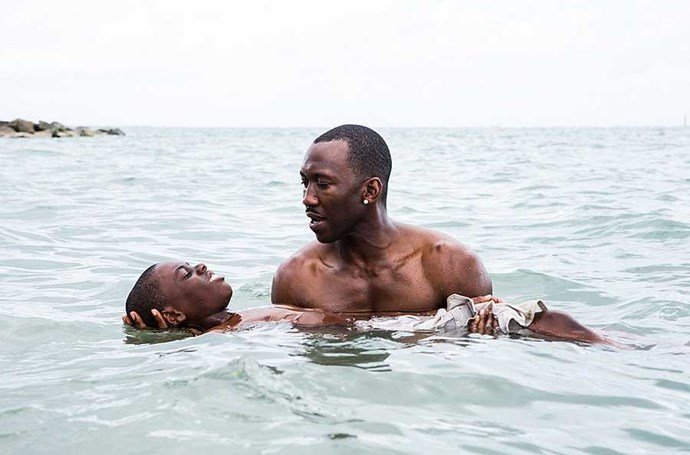 **Moonlight** Moonlight is no fun, light rainy Sunday afternoon movie. It's dark, intense and emotional and that is exactly why it won the Oscar for Best Picture (and many other awards) at this year's Academy Awards. *Moonlight* chronicles the coming of age story of an African-American man from childhood to adolescence and adulthood. This heartbreaking story explores the man's troubling life experiences growing up in a rough part of Miami while trying to understand his own sexuality. *Moonlight* is a deeply personal story that will stay with you long after the credits start rolling.