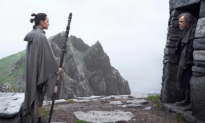 **Star Wars: The Last Jedi** Yes, it's yet to be released, but we just know that Episode VIII will merit a spot in every 'best of' list. After successfully re-booting one of the best-loved franchises of all time for Star Wars: The Force Awakens, JJ Abrams has passed over the Falcon controls to director Rian Johnson for The Last Jedi. If the vaguest of hints dropped by cast and crew are to be believed, this next installment looks set to have a bleaker feel than its predecessor (so far, so Empire Strikes Back), while the death of Carrie Fisher will cast a long, sad shadow over proceedings. We're hoping for more hints as to Rey's parentage, more shampoo-ad flourishes from Adam Driver's Kylo Ren and more screen time for Oscar Isaac. Because, Oscar Isaac.