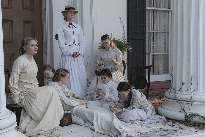 **The Beguiled** A new film from Sofia Coppola is always an event. *The Beguiled*, her first since 2013's *The Bling Ring*, generated serious buzz at Cannes, eventually taking the festival's prestigious Best Director prize (eye-roll stat: Coppola is the second ever female winner in the festival's 70-year history). Offering a female-focused take on a 1971 Clint Eastwood vehicle (based in turn on a pulpy Southern Gothic novel by Thomas P. Cullinan), *The Beguiled* brings Coppola's distinctive vision to the Civil War Antebellum, telling the story of a wounded soldier who seeks shelter in an all-female boarding school. Starring Colin Farrell, Nicole Kidman, Kirsten Dunst and Elle Fanning, it boasts the sort of ensemble cast that most directors could only dream of.