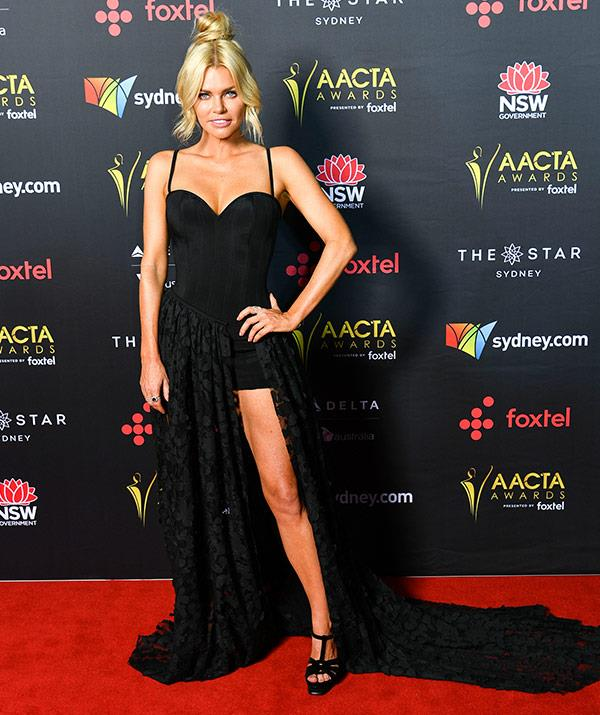 Sophie Monk is in the house!