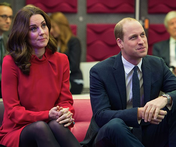 Duchess Catherine and Prince William attended the Children's Global Media Summit in Manchester on Wednesday.