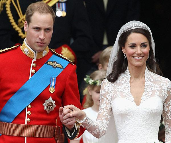 The royal was lent the heirloom from The Queen.
