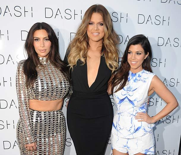 """All of the Kardahsian clan were devastated by the fires and each of the sisters asked what the best way to help would be. """"I pray everyone in Los Angeles is safe from these fires and THANK YOU to all of the fire fighters working so hard to keep everyone safe,"""" Kim Kardashian tweeted."""