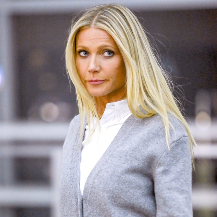 """Gwyneth Platrow was one of the celebrities whose home was under threat. """"May god bless and protect our beautiful state and the men and women fighting these fires,"""" she shared on Instagram."""