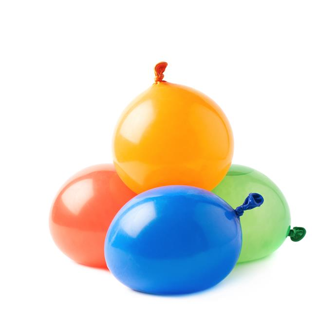 **Water balloons!** These were a cheap and cheerful stocking filler, particularly popular in 1950. If you had brothers you'll no doubt remember the sting of a water balloon to the back of your head!