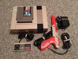 **The original Nintendo** brought to us in 1986, no home was complete without one.