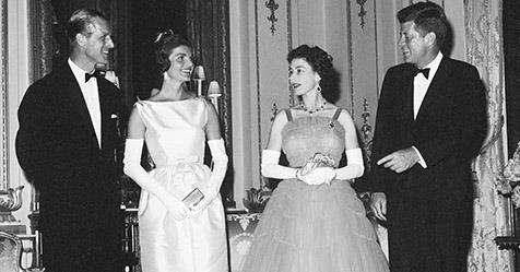 Queen Elizabeth and Jackie Kennedy's complicated friendship | Now To