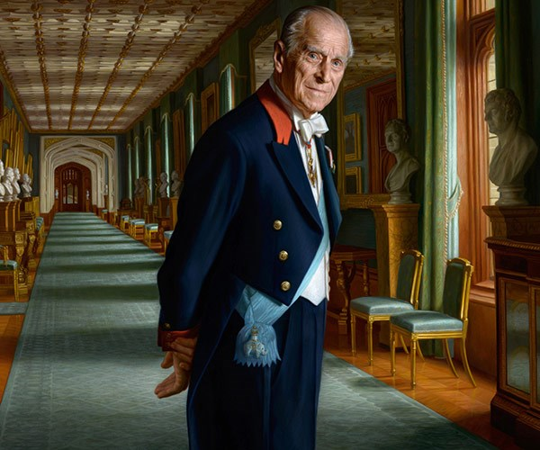 "Paying tribute to his Danish roots, [Prince Philip](https://www.nowtolove.com.au/royals/british-royal-family/prince-philip-retirement-life-in-sandringham-without-queen-42519|target=""_blank"") wears the Order of the Elephant, Denmark's highest-ranking honour. The 96-year-old was born the Prince of Denmark and Greece and has held a long affiliation with his heritage."