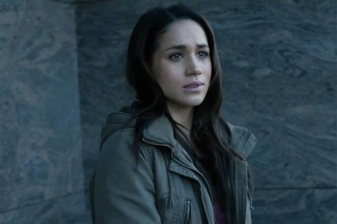 **Anti-Social** In 2015, Meghan appeared opposite Runaways star Gregg Sulkin in the British crime drama Anti-Social, playing his street artist character's girlfriend.