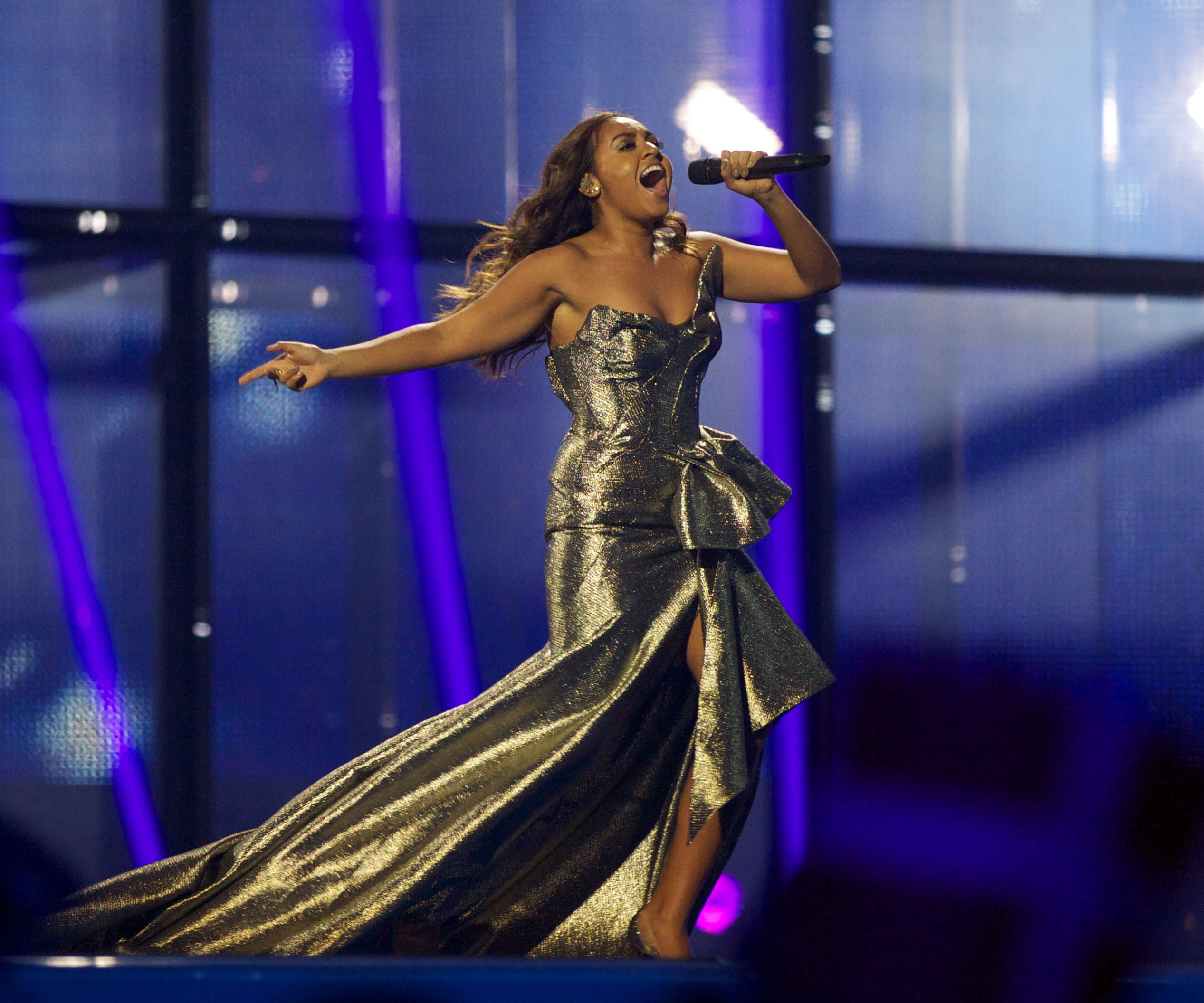 Jessica Mauboy Will Represent Australia In The Eurovision Song Contest In 2018!