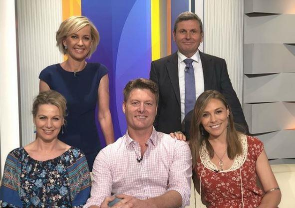 Lisa, Myles and Zoe appeared on the *Today* show this morning to share some exciting news - you can now binge *McLeod's Daughters* 9Now this summer.