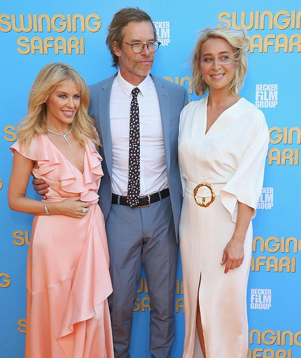 *Swinging Safari* is a coming-of-age film set in the seventies in small town Australia and explores the challenges of the open relationships, partner swapping and the introduction of the pill. It's directed by *The Adventures of Priscilla, Queen of the Desert* mastermind, Stephan Elliott.