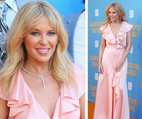 """Ruler of the red carpet and all-round style queen [Kylie Minogue](https://www.nowtolove.com.au/tags/kylie-minogue