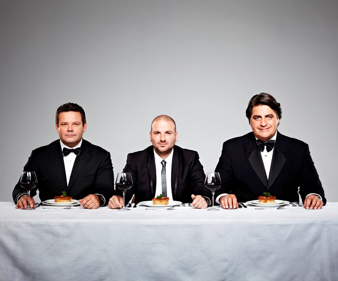 ***MasterChef Australia *- 2009** Since its debut, *MasterChef Australia* has been a success. Judges **Gary Mehigan, George Calombaris** and **Matt Preston** still continue to find the country's best chefs.