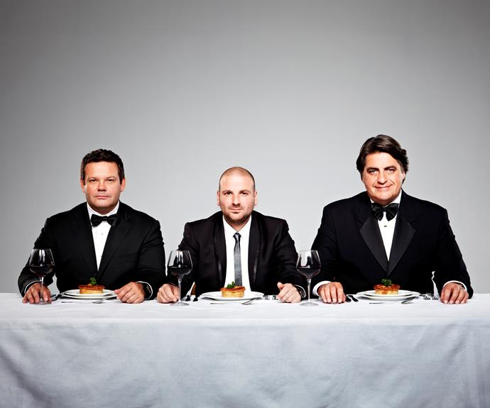 ***MasterChef Australia *- 2009** Since its debut, *MasterChef Australia* has been a success. Judges **Gary Mehigan, George Calombaris** and **Matt Preston** still continue to find the country's best chefs.
