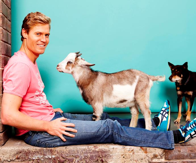 ***Bondi Vet* - 2009** With his flawless jaw and the mile-wide smile, viewers enjoyed watching *Bondi Vet* star **Dr Chris Brown** as he saved pets' lives. The vet earnt two Logie nominations along the way, but announced in 2017 that it'd be his last year on the show. Four new vets take his place in 2018.