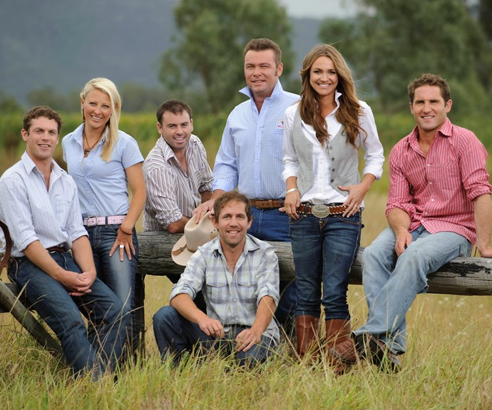 ***The Farmer Wants A Wife* - 2007** Farmers looking for love signed up for the dating show that allowed them to meet like-minded women from across the country. The show's nine seasons resulted in eight marriages, making it the most successful dating show so far.