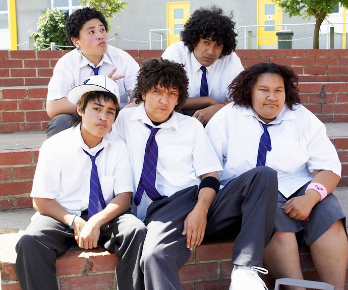 ***Summer Heights High* - 2007** Arguably **Chris Lilley's** most famous series, *Summer Heights High* was a smash hit for the ABC. Between Ja'mie King, Jonah Takalua and Mr G, Chris created and played three of the most colourful characters on the box.