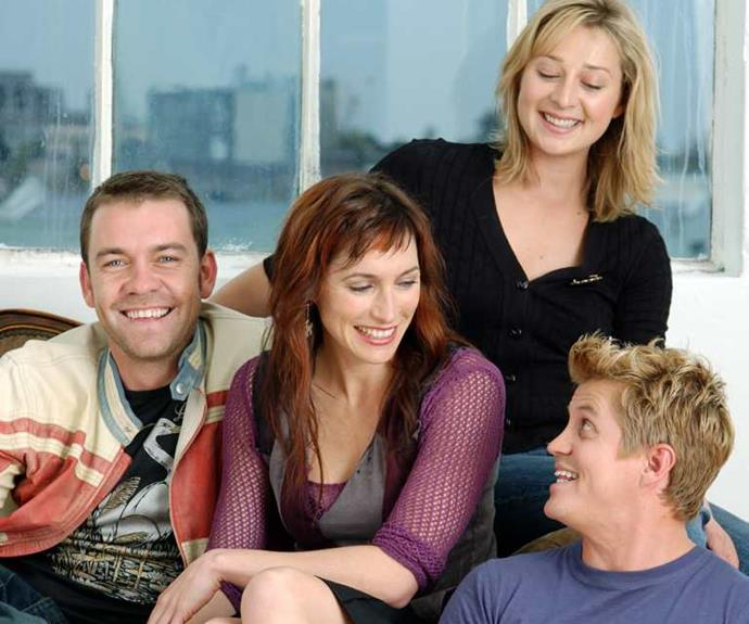 ***Love My Way *- 2004** Few Aussie shows have served up a moment as memorable as Lou's (**Alex Cook**) death on *Love My Way. * The eight-year-old daughter of Frankie (**Claudia Karvan**) died suddenly of cardiomyopathy, leaving all of Australia heartbroken.