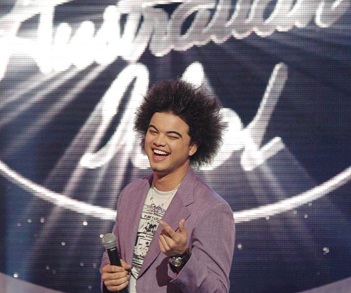 """***Australian Idol* - 2003** **Shannon Noll, Guy Sebastian **and** Jessica Mauboy** are just some of the names to have catapulted to fame on *Australian Idol*. But their performances aren't the only moments the talent show is remembered for. In season one, Shannon was """"robbed"""" of his win, when Guy took the crown with song """"Angels Brought Me Here."""