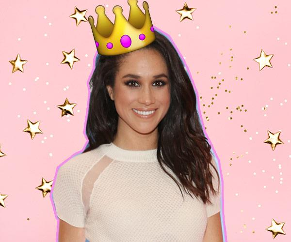 Something tells us Meghan will be a pro at this princess business!