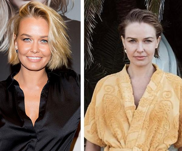 Lara Worthington's signature blonde 'Bingle bob' is possibly one of the most replicated cuts of 2017. However, is orange the new blonde? The Aussie beauty stunned her fans when she revealed a new subtly tinted-orange do' which when it hits sunlight, throws some serious strawberry blonde hues (see pic below!).