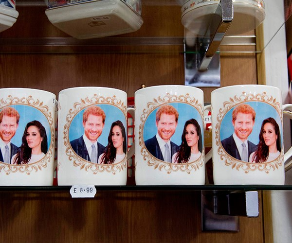 The creepy royal memorabilia has begun!