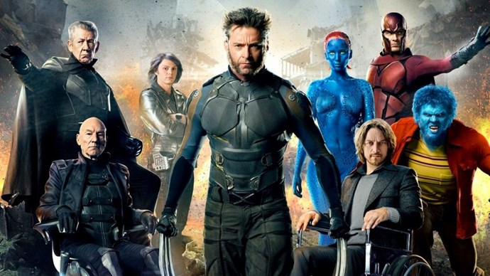 *X-Men* will be joining Disney and Marvel.
