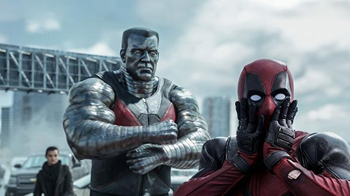 Disney will also acquire the R-rated *Deadpool*.