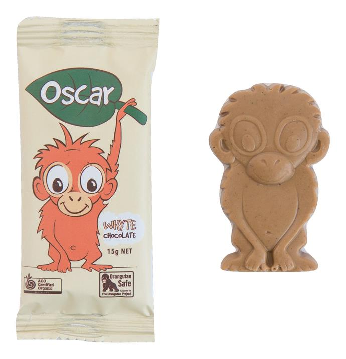 """Looking for a vegan treat for the kids? The [**Oscar Dairy Free Mylk Caramel and White Chocolate Ltd Edition Christmas 15g bar **](https://www.thechocolateyogi.com.au/products/oscar-whyte-15g-bar