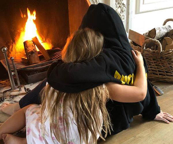 "Is there anything cuter than big brothers looking after their little sisters? The Beckham boys aren't too cool to hang out with little sister Harper. ""Such a good big brother. They love each other so much!"" dotting mum Victoria wrote alongside this heart-warming pic of Harper and Cruz."