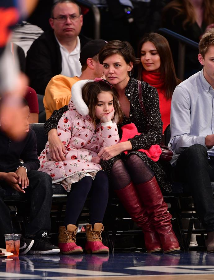We feel you, Suri, basketball is a long game.